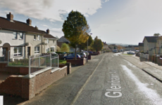 Man murdered in west Belfast was shot in living room in front of partner and child