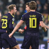 Eriksen completes comeback to give Spurs the edge after thriller in Turin