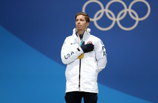 Winter Olympics gold medallist dismisses sexual harassment allegations as 'gossip'