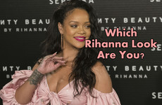 Which Rihanna Look Are You?