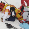 16-year-old Japanese snowboarder suffers frightening fall in men's halfpipe final