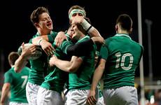 Noel McNamara's Ireland handed tough World U20 Championship pool draw