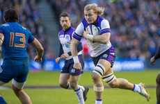 Leicester move to bolster pack with signing of Scottish back row forward