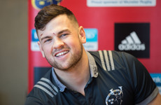 'There was nothing really there for me in Leinster': Oliver enjoying life down south