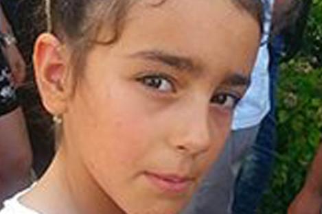 9-year-old Maelys de Araujo