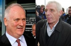 Thanks but no thanks: Bruton and Dunphy both rebuff FG