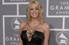 Porn star who alleged Trump affair says she is now free to tell her story