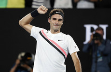 Roger Federer is set to become the oldest world number one in tennis history