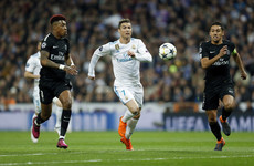 Ronaldo on the double as Real Madrid hit back to take control against PSG