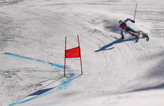 Ireland's Tess Arbez 50th in Olympic Giant Slalom, Pat McMillan 52nd in Downhill