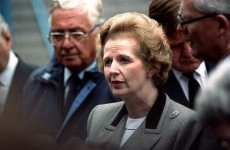 Documents reveal Thatcher was wrongly told 'drunk fans' caused Hillsborough