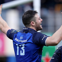 Henshaw to miss Leinster's Saracens clash as he's ruled out for up to four months