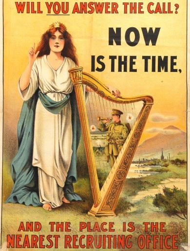 Slideshow: Irish World War I recruitment posters
