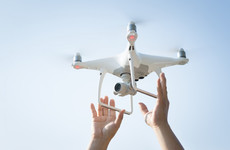 The government is going to use drones to crack down on illegal dumping