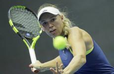 Caroline Wozniacki fury over opponent's 'unfair' grunting in Qatar win