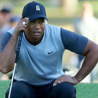 Woods one-over in rollercoaster return to Riviera, McIlroy recovers from three bogeys
