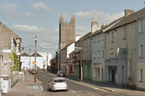File photo of Portlaoise