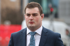 Rugby rape trial: Rory Harrison told police alleged victim was 'fixated on' Paddy Jackson