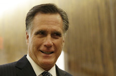Launching political comeback, Romney says Utah 'welcomes legal immigrants around the world'