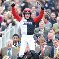 History-maker Big Buck's wins Cheltenham feature