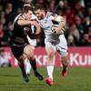 Last-gasp drop goal sees Edinburgh overcome Ulster