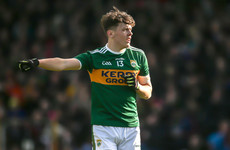 No David Clifford in Kerry side to face Monaghan