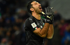 'I cry often and I cry alone' - Gianluigi Buffon