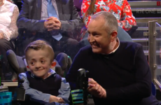 Michael (from the best episode of Room To Improve) stole Dermot Bannon's thunder on the Late Late