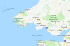 Magnitude 4.4 earthquake strikes southwest Britain