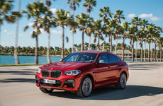 The all-new BMW X4 is larger and lighter than before