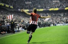 As it happened: Athletic Bilbao v Manchester United, Europa League