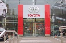 Toyota launches its own bank in Ireland