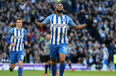 Chris Hughton's Brighton reach quarter-finals as they see off Coventry at home
