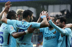 Valverde equals Guardiola as Barcelona match best-ever Liga run