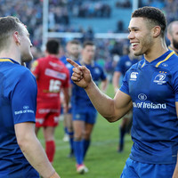 'It's really positive for their development': Cullen and Lowe praise Leinster's young guns