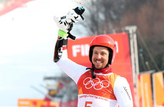 'He's the best' - Hirscher becomes most successful skier at 2018 Winter Olympics