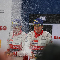 'I'm absolutely on top of the world' - Ireland's Craig Breen claims runner-up spot in Rally Sweden