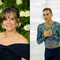 Sally Field tried to set her son up with Olympian Adam Rippon via Twitter