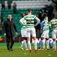 Ex-Shamrock Rovers keeper on form as below-par Celtic drop points against dogged St Johnstone