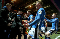 'This is every kid's dream' - Rochdale's FA Cup hero pinching himself after injury-time goal
