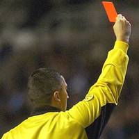 Brazilian derby abandoned after 10 red cards shown