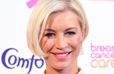 Denise Van Outen slammed an Ireland's Got Talent viewer who made a comment about James Kavanagh being 'overtly gay'