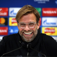 This Liverpool squad is the strongest I've ever worked with - Klopp