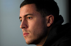 'You want to shine when you play the best in the world' - Hazard aiming for Messi heights