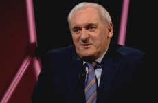 Bertie Ahern says he's been 'talking to Simon Coveney' about the ongoing Stormont talks