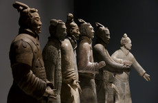 China wants US man 'severely punished' after thumb stolen from ancient Terracotta Warrior