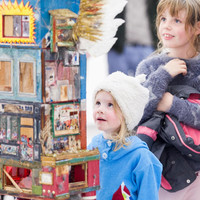 6 events to keep the kids happy this weekend - from art classes to fairy queens