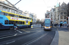Dublin Bus is changing another 10 routes to avoid College Green in the city centre