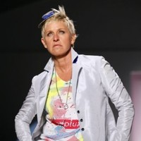 Ellen starts filming for St Patrick's Day show in Dublin