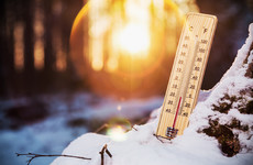 Low temperature warning issued for Ireland as the mercury is set to dip as low as -3 degrees